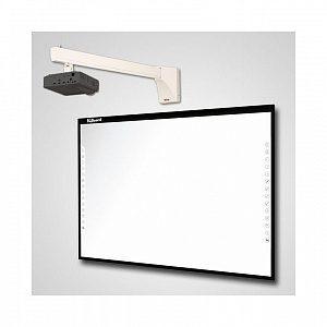 Интерактивный Комплект T82/IN124STa/WTH140 - доска IQBoard DVT T082 + проектор Infocus IN124STa + крепление для проектора Wize WTH-140