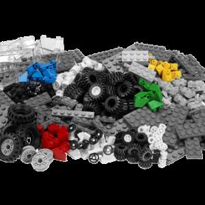 КОЛЕСА. LEGO