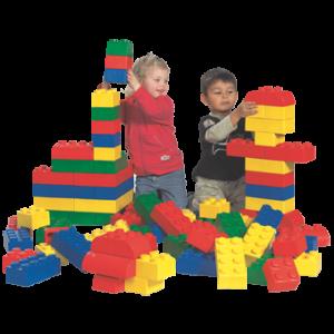 МЯГКИЕ КИРПИЧИ LEGO SOFT. БАЗОВЫЙ НАБОР