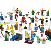 РАБОТНИКИ МУНИЦИПАЛЬНЫХ СЛУЖБ. LEGO