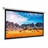 10200062 Экран Projecta SlimScreen 160x160 см Matte White настенный рулонный 1:1