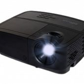 Проектор INFOCUS IN119HDx Full 3D DLP, 3200 ANSI Lm, Full HD, 1.15-1.5:1, 15000:1, 2W, HDMI 1.4, 2xVGA, Composite, S-video, RS232, Mini USB B, S-Video, лампа 6000ч.ECO mode, 2.45 кг.