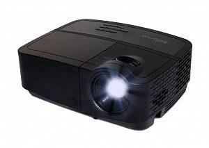 Проектор INFOCUS IN119HDx Full 3D DLP, 3200 ANSI Lm, Full HD, 1.15-1.5:1, 15000:1, 2W, HDMI 1.4, 2xVGA, Composite, S-video, RS232, Mini USB B, S-Video, лампа 6000ч.ECO mode, 2.45 кг.