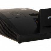 Проектор INFOCUS IN134UST Full 3D, DLP, 2800 ANSI Lm, XGA, 10000:1, 0.43:1-Ультракороткофокусный проектор, 10Wx2, 2xVGA,HDMI 1.4, Composite Video, S-Video, 3.5 mm stereo input,RS232, 3D-Sync, RJ45, USB-B, лампа 8000ч.ECO mode, 5 кг.