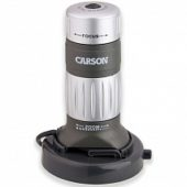 Микроскоп цифровой Carson MM-640 увеличение 26x, 130x и 190х, разрешение VGA 640x480, USB