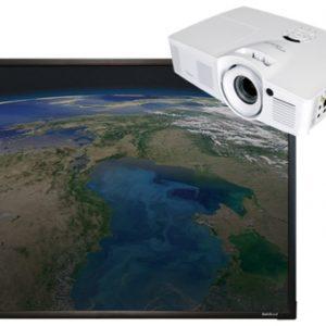ActivBoard Touch DryErase 10 касаний и КФ проектор Optoma X316ST