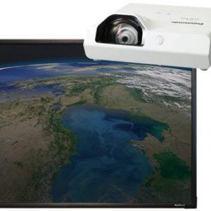 ActivBoard Touch DryErase 10 касаний и КФ проектор Panasonic PT-TX320E