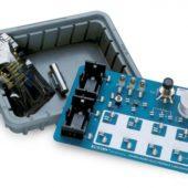 Комплект для проведения экспериментов по теме Постоянный и переменный ток