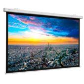 10101172 Экран Projecta Compact Electrol 162х280 см 122 Matte White с эл/приводом 16:9